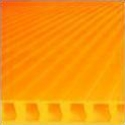 10mm plastic corrugated sheets pads coroplast