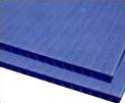8mm Navy Blue 48 x 96 corrugated plastic sheets, 8 mm corrugated plastic sheeting pad