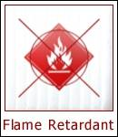 Flame Retardant, anti-fire, fire wall corrugated plastic sheets , coroplast Flame Retardant 4mm white plastic sheets